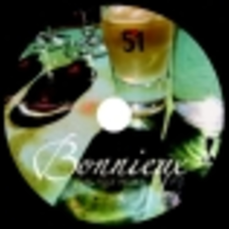 Cd label bonnieux 80