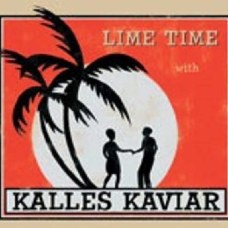Lime time cover