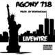 Agony aka 718 agbeataholicslo gutta live wire front large