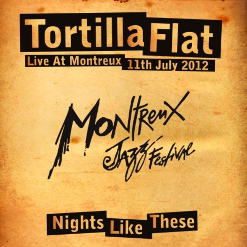 Cover live montreux nights like  these