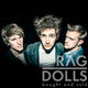 Rag dolls ep cover