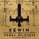 Xewin rebel princess cover