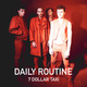 Single cover daily routine