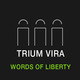 Triumvira cover front liverty 500px