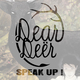 Dear deer cover speak up
