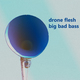Drone flesh big bad bass f