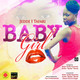 Jedde i tafari baby girl released by a r w m swiss jam records