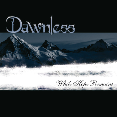Dawnless booklet 2008 front