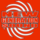 New generation sound red white small