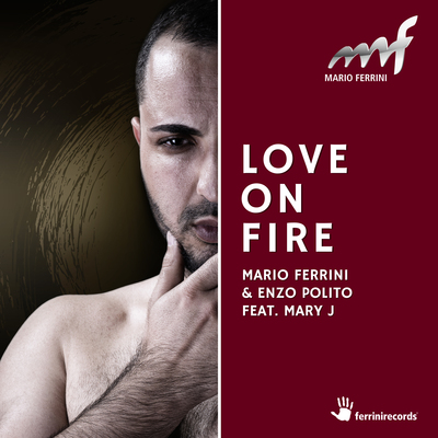 Cover love on fire