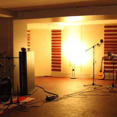 Major town studio batterie
