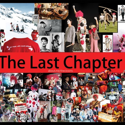 The last chapter poster web