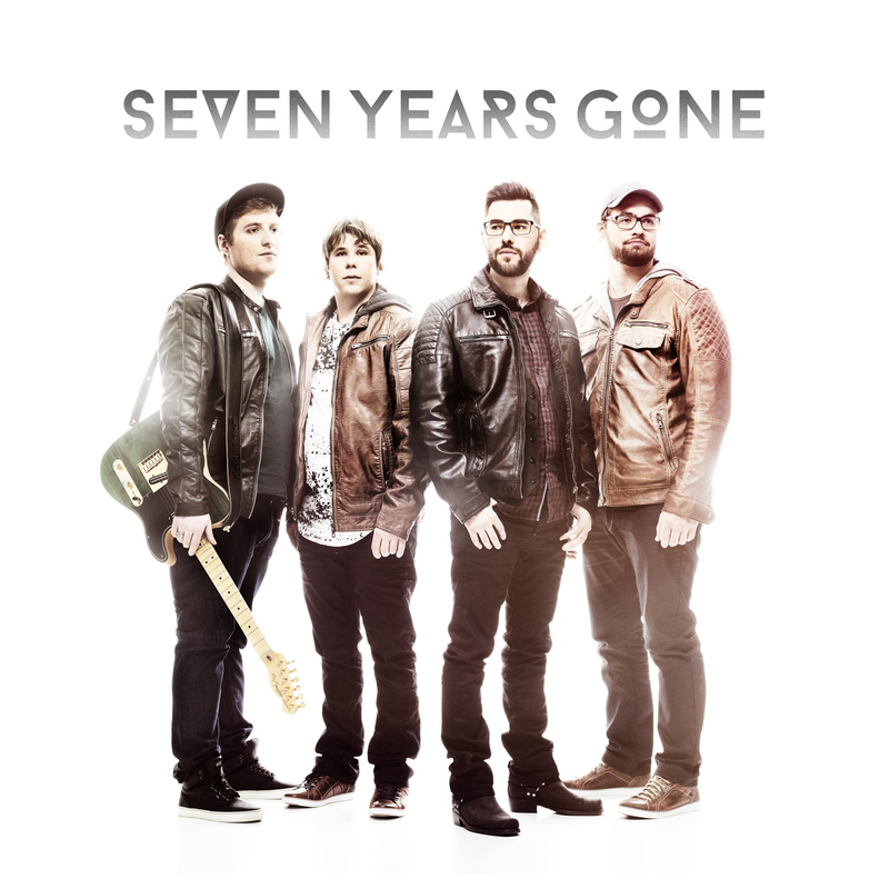 Seven years gone visual brand
