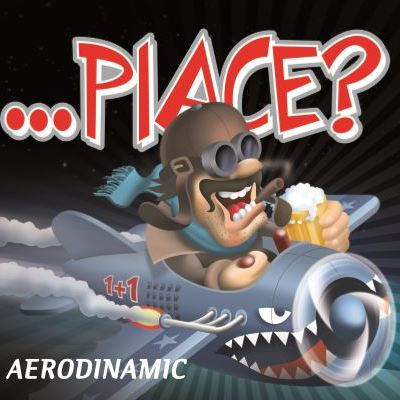 Copertina cd aerodinamic