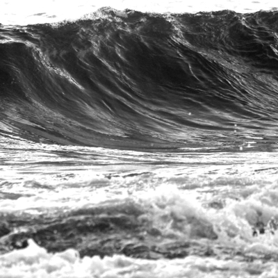 Waves this is it bw