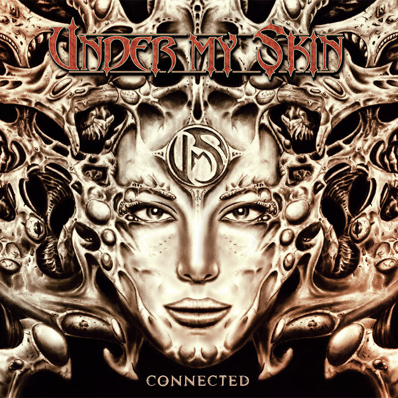 Undermyskin connected cover web