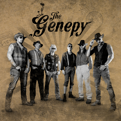 The genepy band bg logo 01