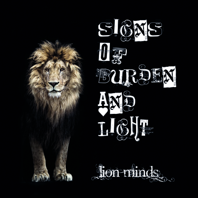 Lion minds cover farbe
