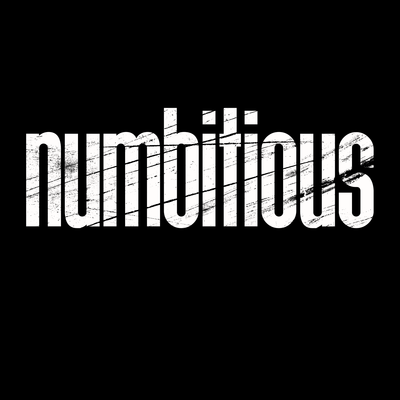 Numbitious logo4 inv