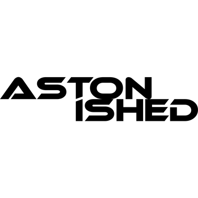 Astonished logo square negatif
