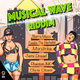 Musical wave riddim cover