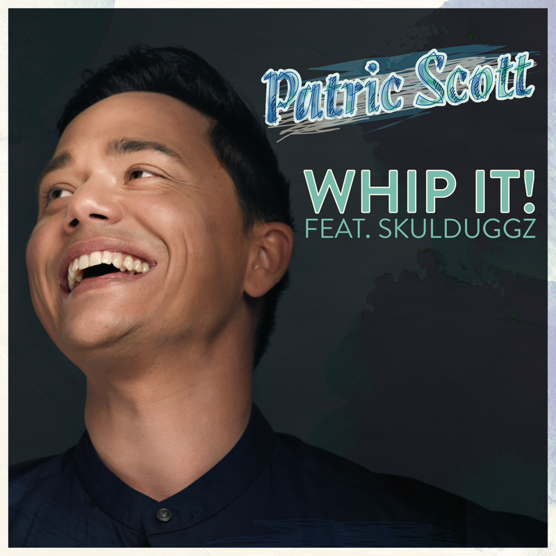 Patric scott cover single whip it rgb