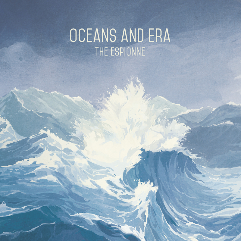 The espionne oceans and era cover