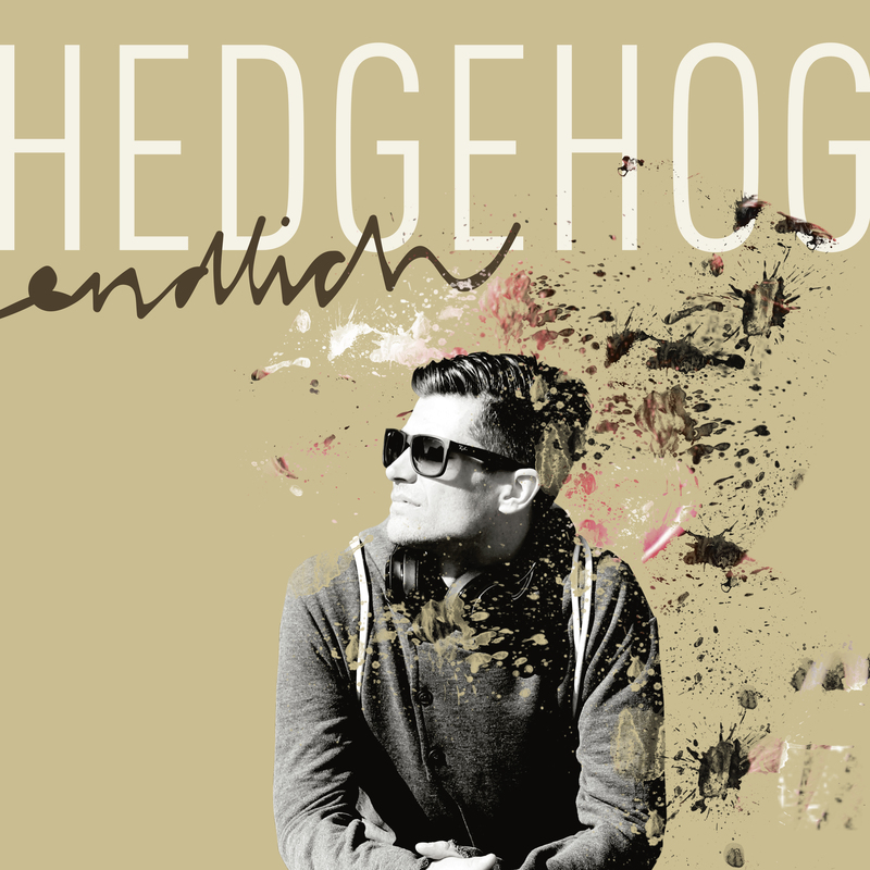 Hedgehog endlich ep cover front