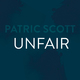 Patric scott cover single unfair