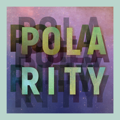 Polarity digital artwork
