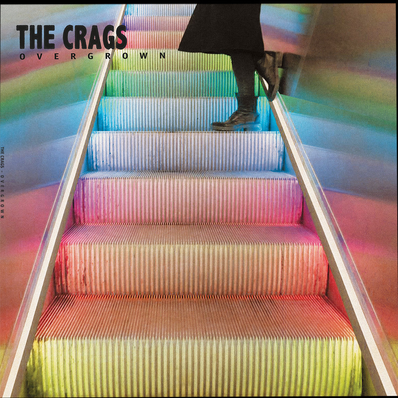 The crags overgrown lp