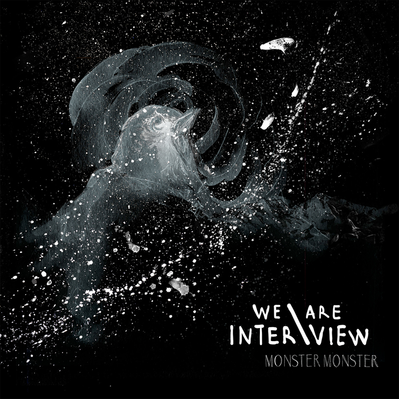 We are interview artwork front