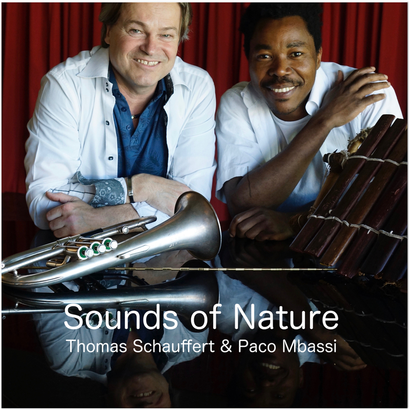 Cd cover sounds of nature 1