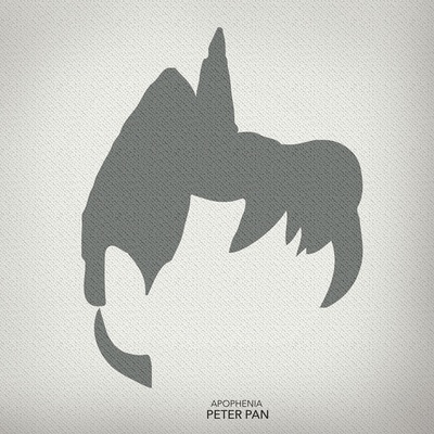 Peter pan vinyl cover